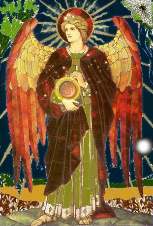N'oublions pas nos chers anges-gardiens ! - Page 4 Uriel