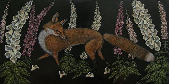 Fox Glove Myth